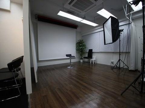 新宿店のスタジオ3