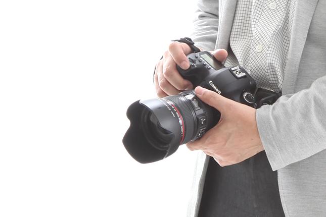スタジオカメラマン