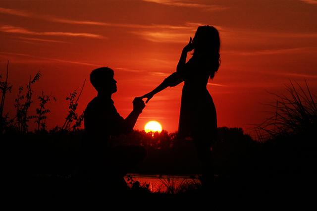 婚活の季節