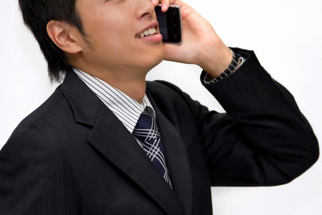 電話の第一声に「もしもし」って言ってませんか?@就活