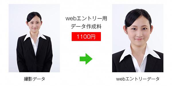 新宿店Webエントリーデータ