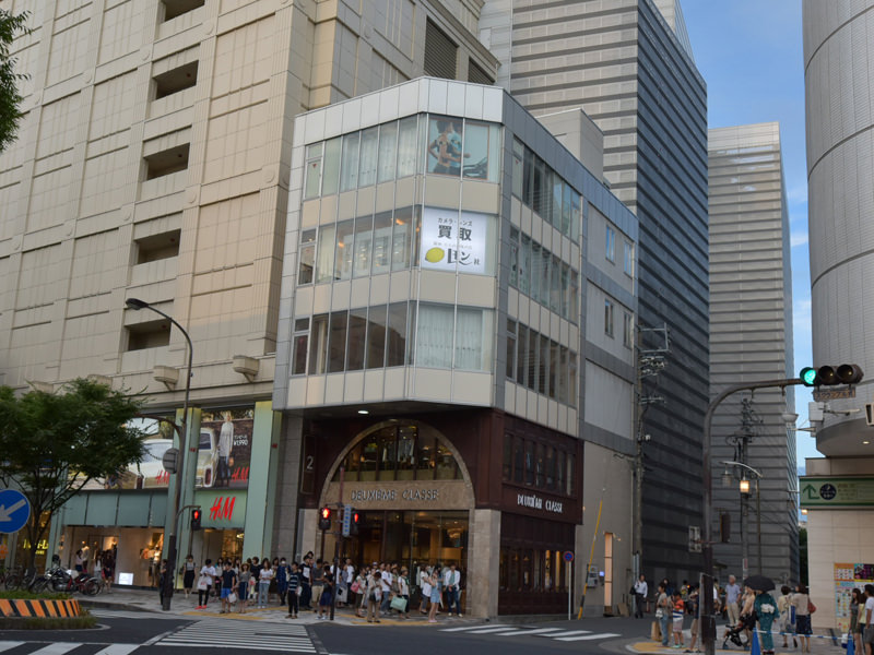 名古屋栄店