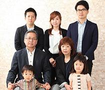 ご家族撮影