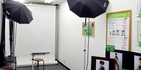 スタジオ設備