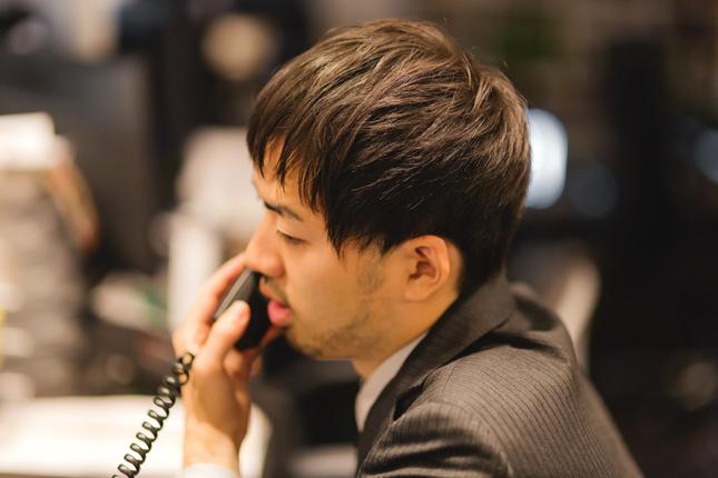 「新入社員電話とらない問題」@就活
