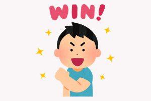 WIN オトコ
