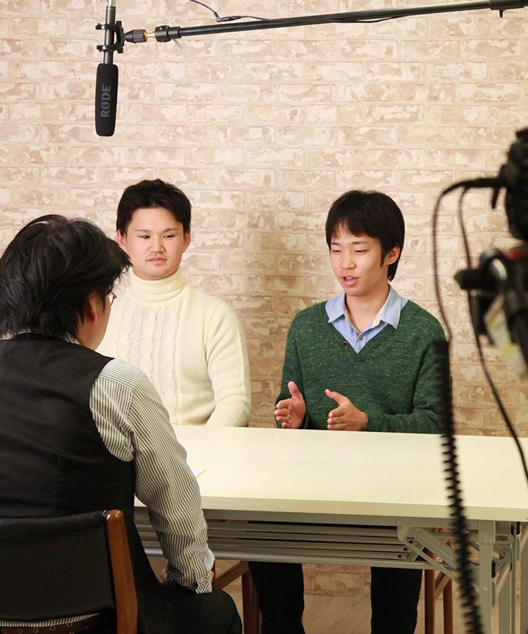 【2015年度 就活生】 メーカー 及川さん(仮名) 鉄道業界 鈴木さん(仮名)