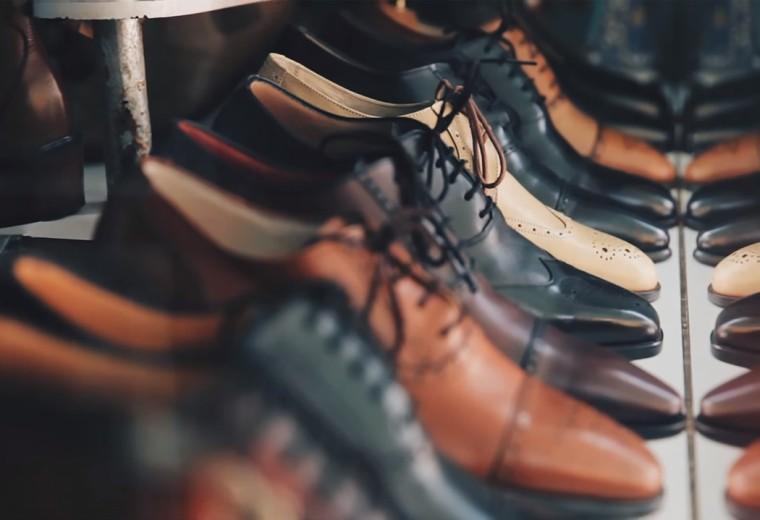 就活の革靴